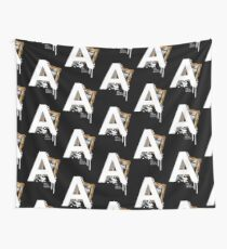 A IS FOR ART Wall Tapestry