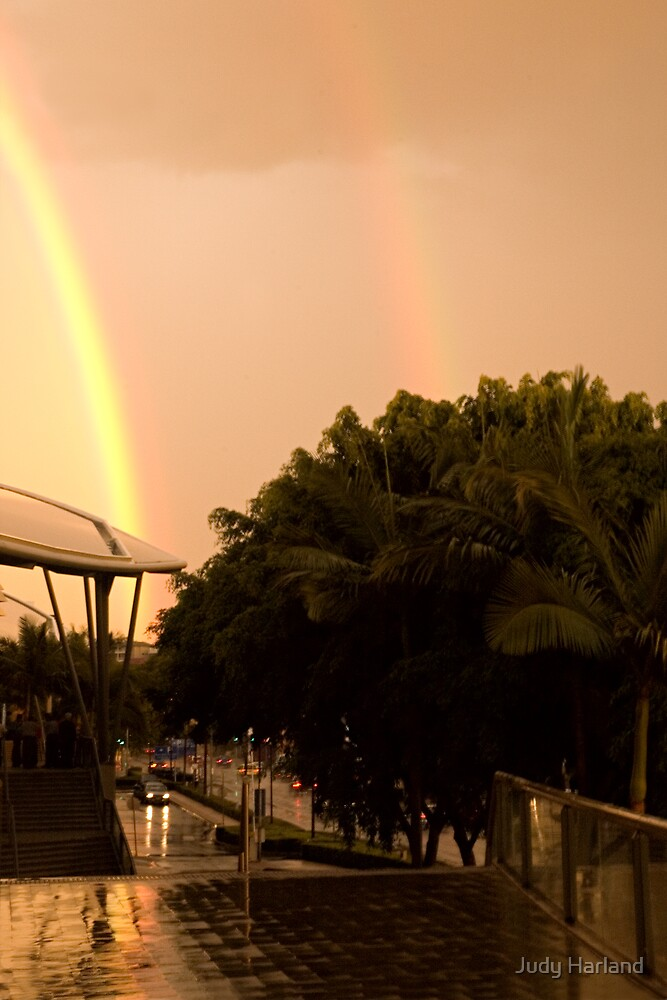 Double Rainbow by Judy Harland