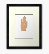 House Allyrion Framed Print