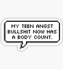 Count Sticker