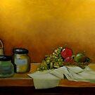 Still Life by Kostas Koutsoukanidis