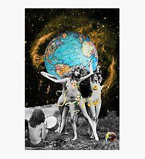 Hippie Neraides Photographic Print