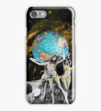 Hippie Neraides iPhone Case/Skin