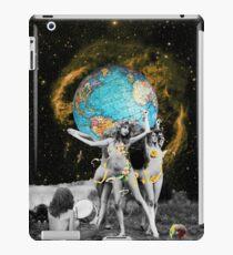 Hippie Neraides iPad Case/Skin