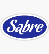Sabre Printers - Office Sticker