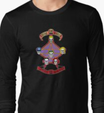 Appetite For Shawarma Long Sleeve T-Shirt