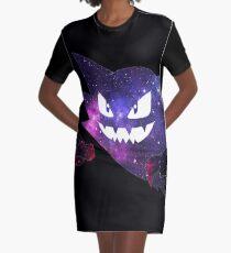 Space Haunter Graphic T-Shirt Dress