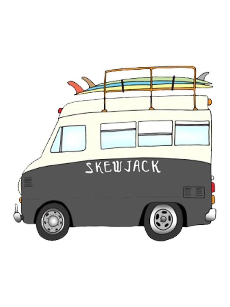 Ambulance - Kevin Butler® by SKEWJACK