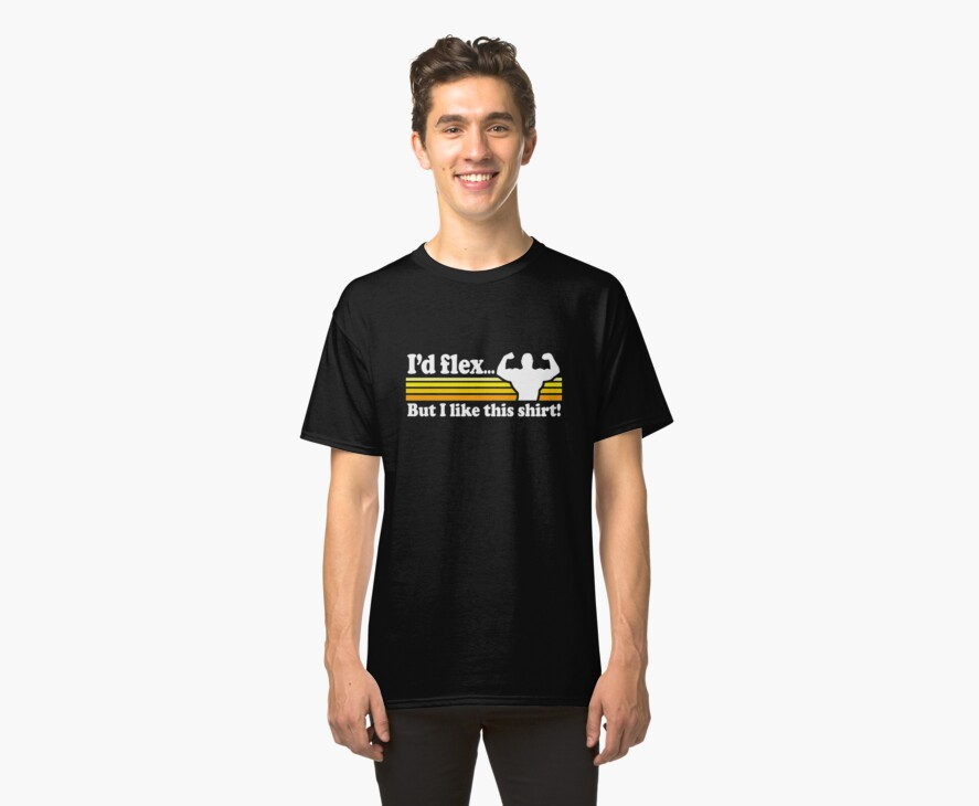 I Like This Shirt by seballemona