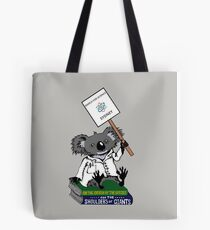 March for Science Sydney – Koala, full color Tote Bag