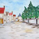 Village by AnnaPaints
