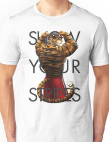 Show Your Stripes Unisex T-Shirt