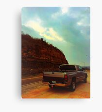 Dodge pickup truck  Canvas Print