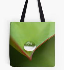 Droplet Clear Tote Bag
