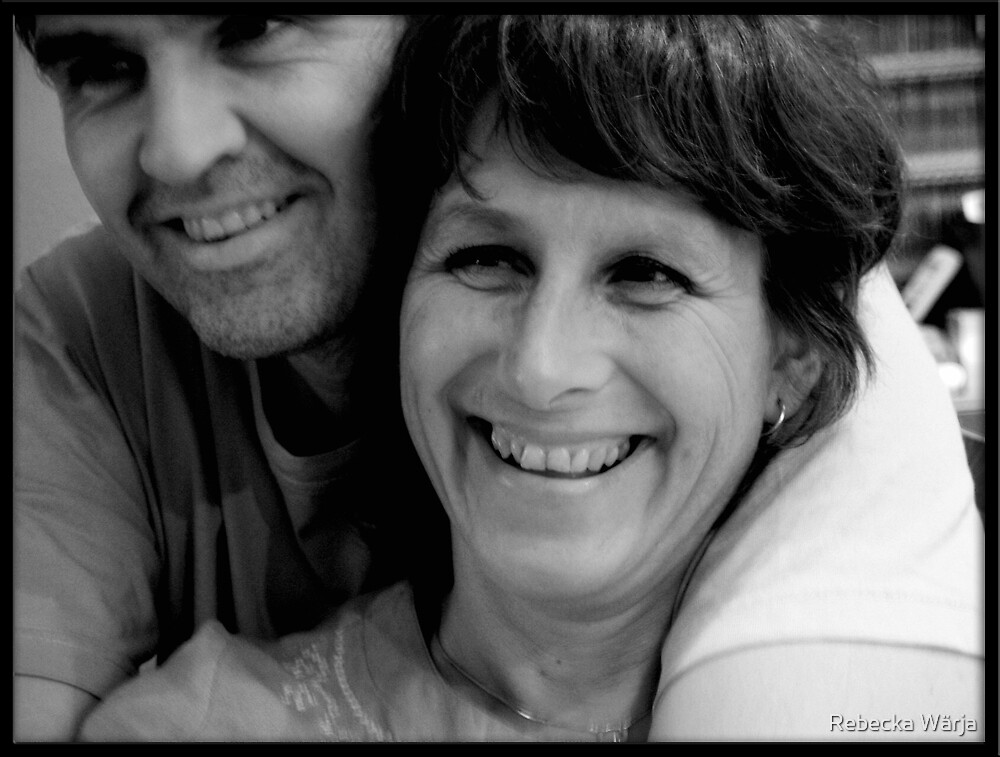 Mom&Dad by Rebecka Wärja
