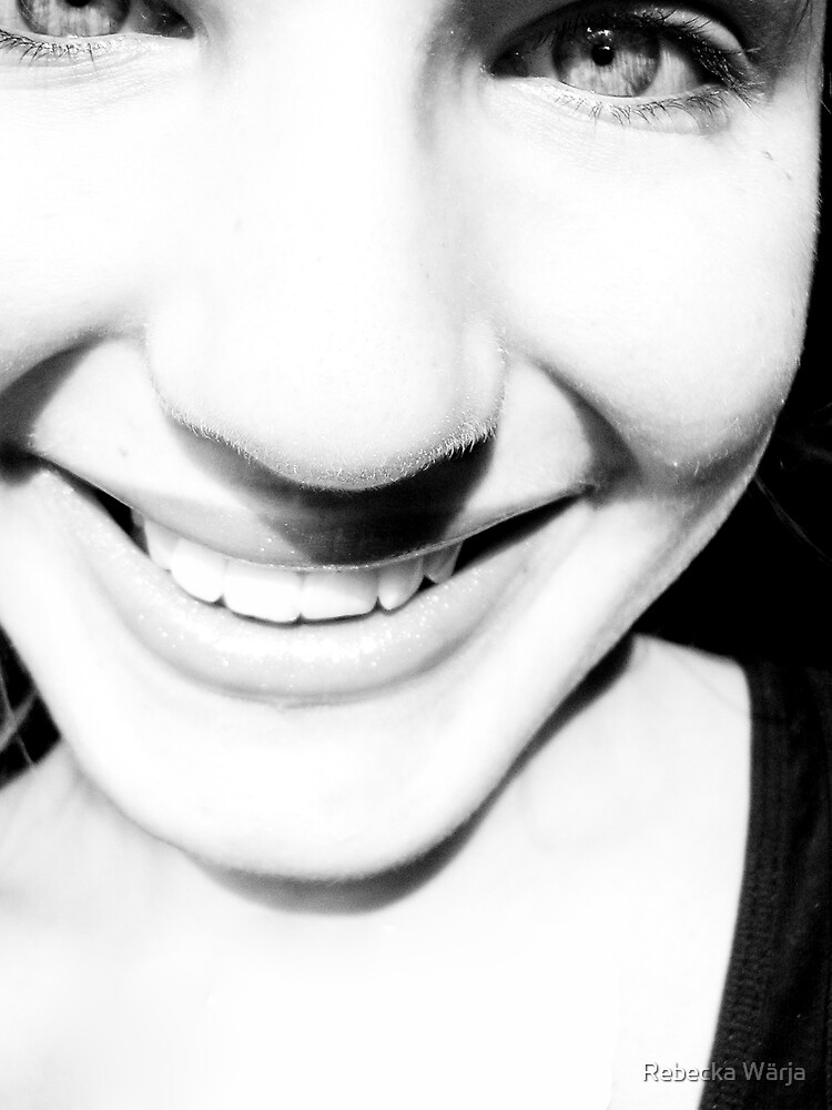 Smile by Rebecka Wärja