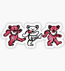Arizona Dancing Bears Sticker