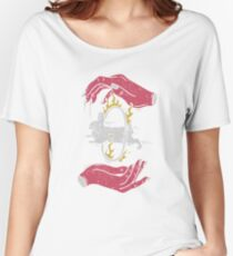Save The Rabbit Women's Relaxed Fit T-Shirt