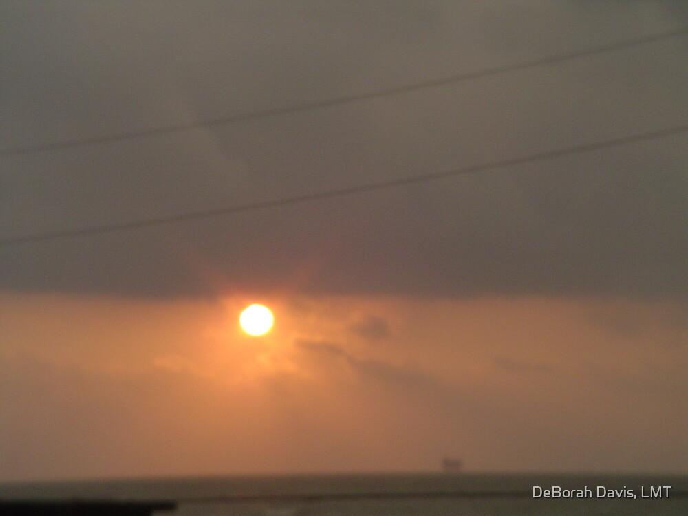 Bolvier's Sunset by DeBorah Davis, LMT
