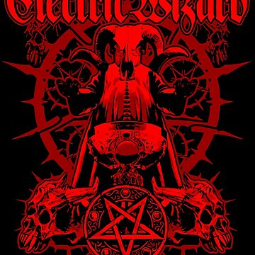 Electric Wizard - Red by lnfernum