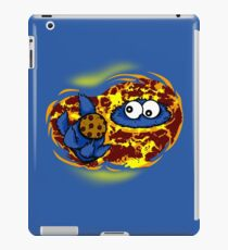 Monster till the end iPad Case/Skin