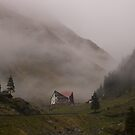 mountain cabin by ictin