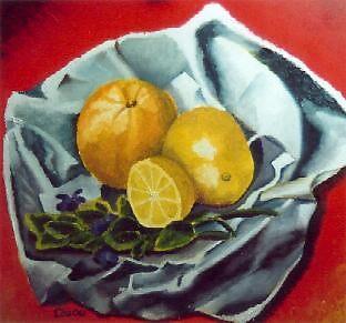Citrus Spring by Louilou