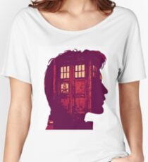 The Eleventh Doctor / Doctor Who Women's Relaxed Fit T-Shirt