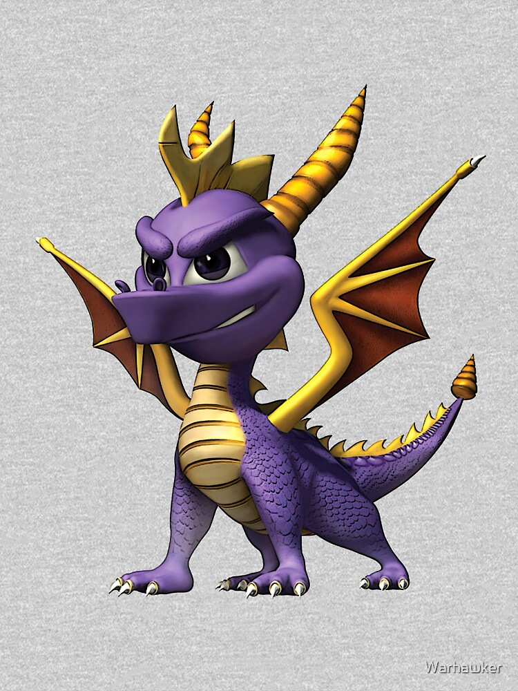 Spyro el dragón de Warhawker