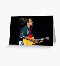 Wailers 79 Greeting Card