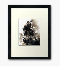 Nier: Automata Framed Print