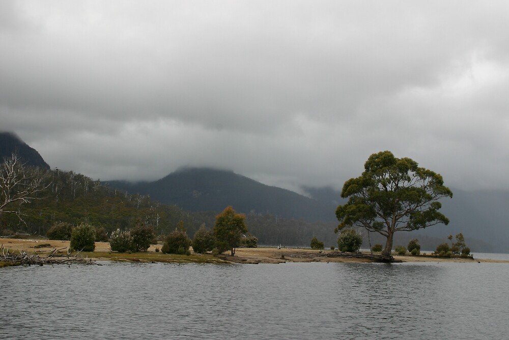 Lake Sinclair Tasmania by Dannii Cockerell