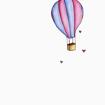 Balloon by clairefranjii
