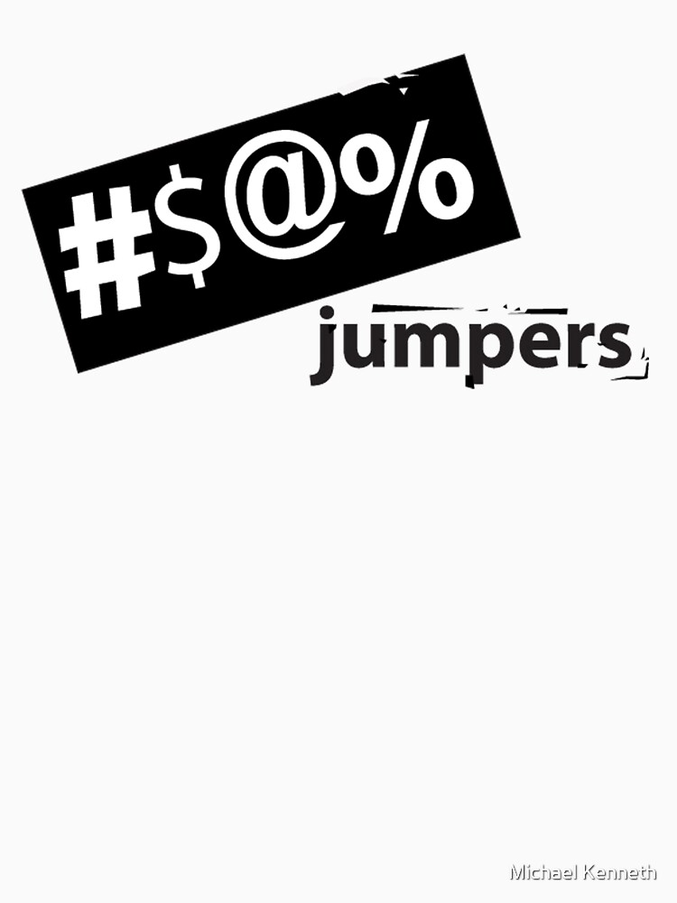 Nobody Likes Jumpers Anyway by mikez