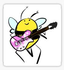 Rock Bombus Original Sticker