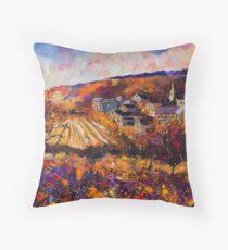 Maissin village belgium Throw Pillow