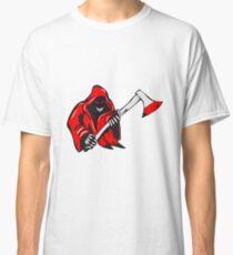 Horror death ax monster Classic T-Shirt