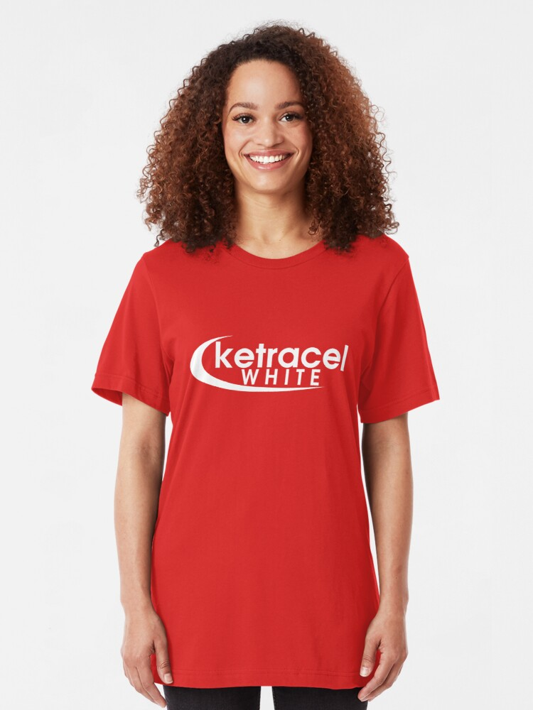 Alternate view of Ketracel White Slim Fit T-Shirt