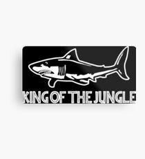 King of the Jungle Metal Print