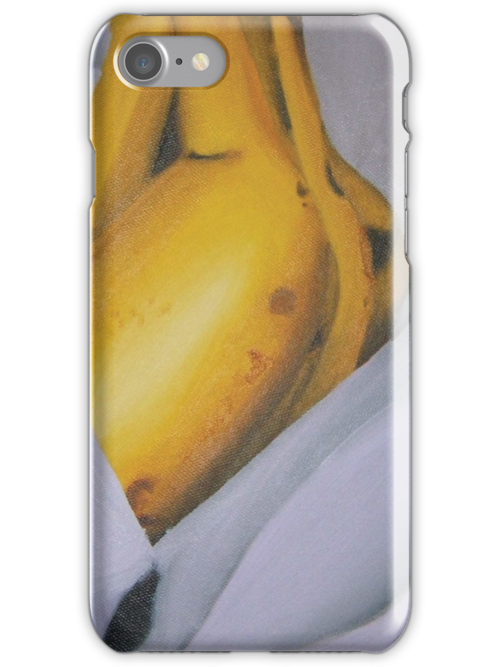 Wrapped Bananas by Ariel James