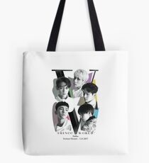 SHINee Tour - Dallas Tote Bag