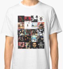 90s HIP HOP HISTORY Classic T-Shirt