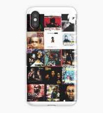 90s HIP HOP HISTORY iPhone Case/Skin