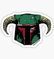 Fett-Roh-Da Sticker