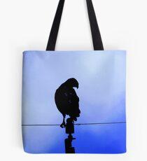 Call me Hawk Tote Bag