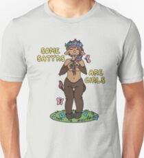 Some Satyrs are Girls Unisex T-Shirt