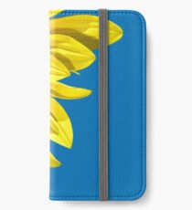 Sun Flower iPhone Wallet/Case/Skin