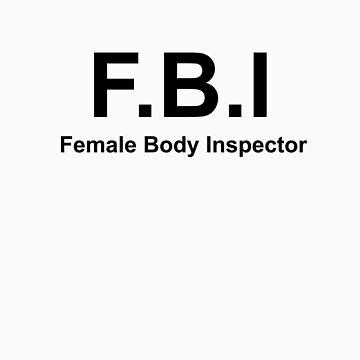 F.B.I by someguy