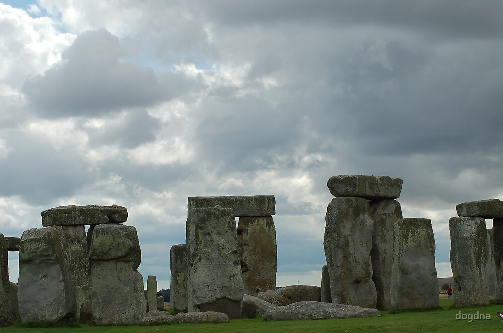 The Mistic Rocks by dogdna