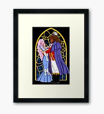 Jem - Beauty and the Rock Promoter Framed Print